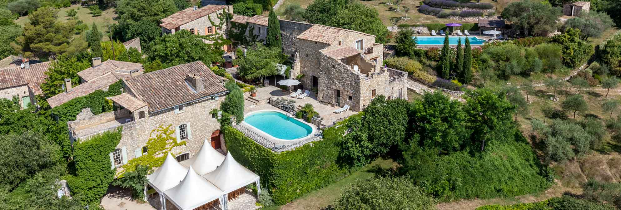 wedding country estate avignon provence gard - Mas Provencal Mariage